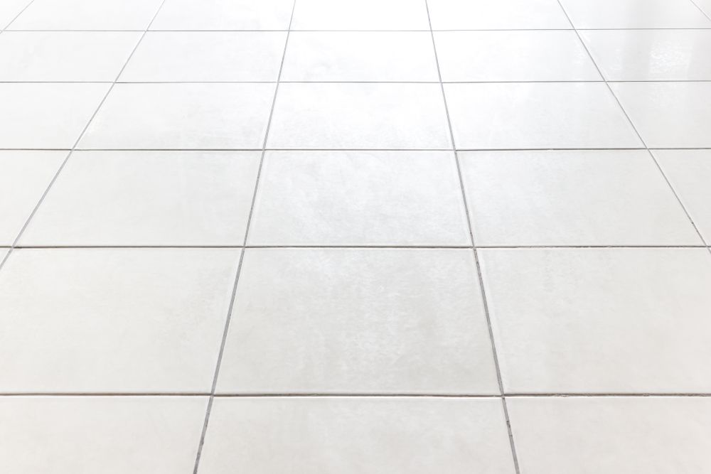 Caring for Newly Installed Tile Flooring