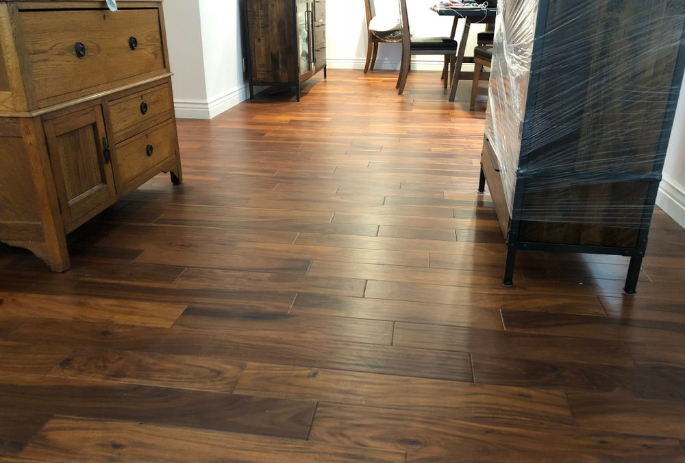 The Beginners Guide to Traditional and Engineered Hardwood