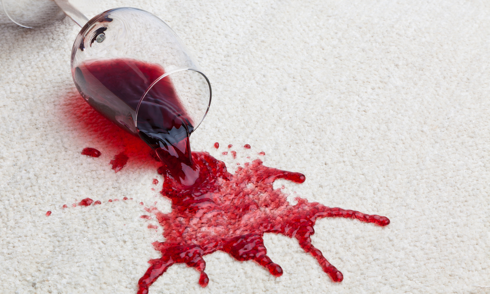 How to Treat Carpet Stains