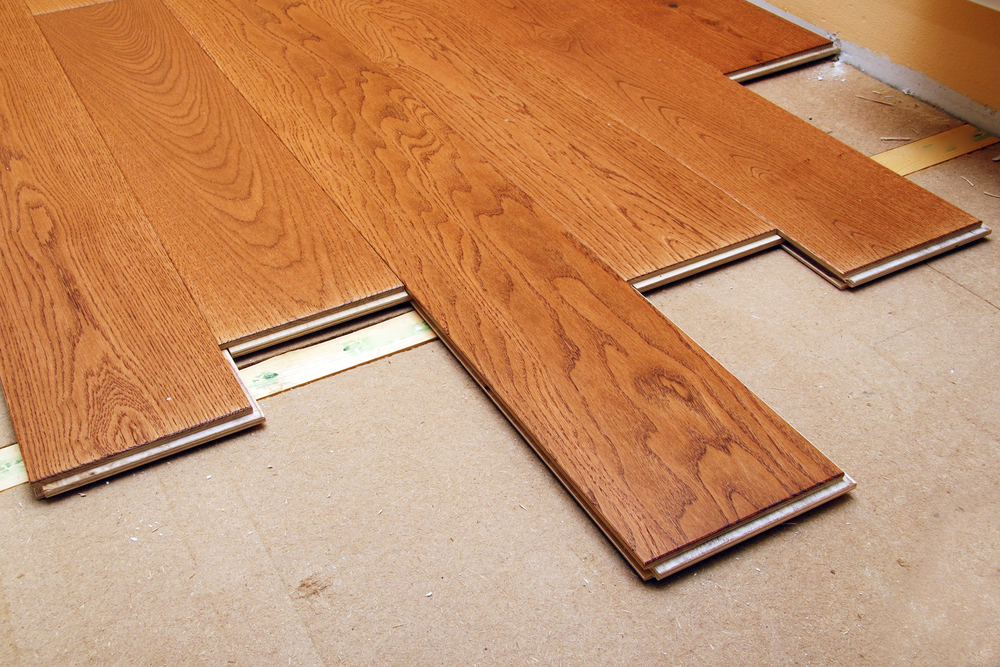 Thinking About Hardwood Floors? Here's Why You Should Take The Plunge!