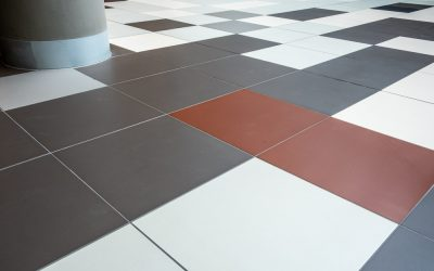 Commercial Tile Installation At Ashley Fine Floors