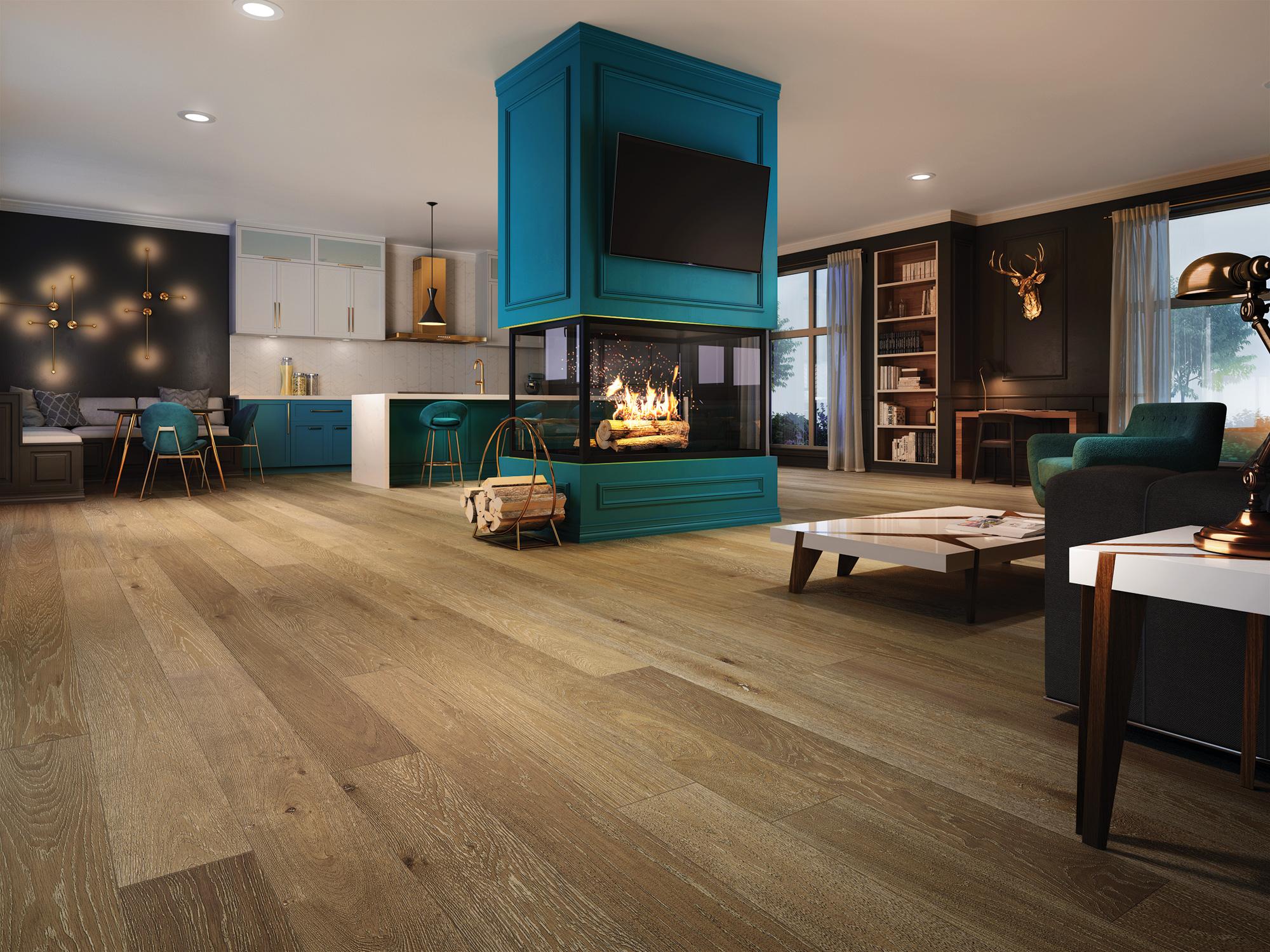 hardwood flooring edmonton