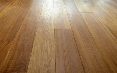 Old World Elegance with Hardwood Floors