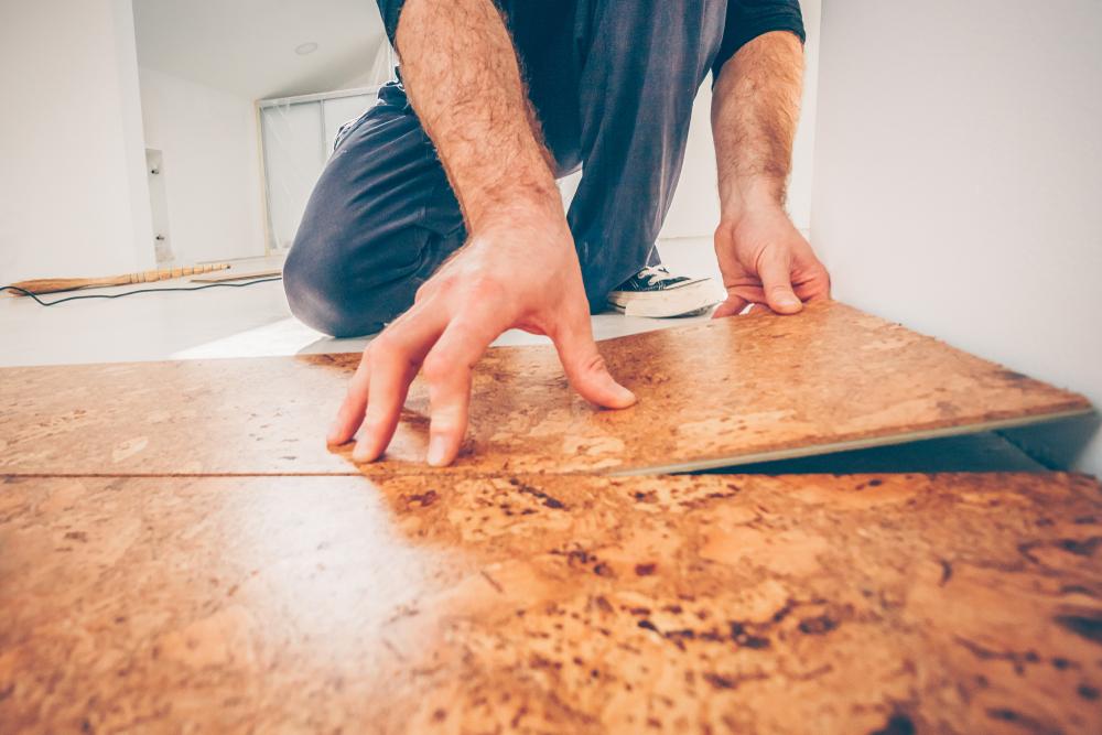 cork flooring edmonton